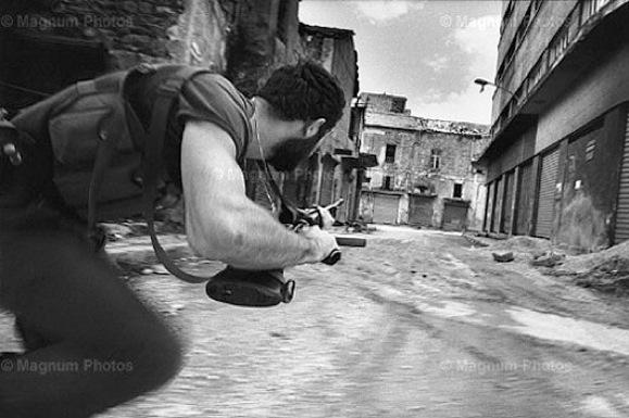 Photojournalisme, un art photographique