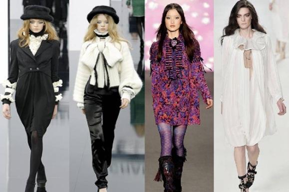 Les tendances mode automne-hiver