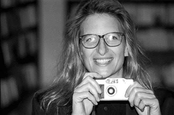 Anna Leibovitz, photographe du glamour