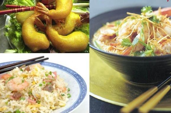 Quelques recettes de cuisine asiatique