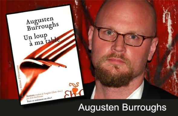 Un loup à ma table de Augusten Burroughs