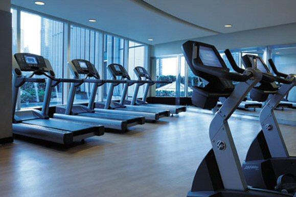 Les salles de sport à Dubai