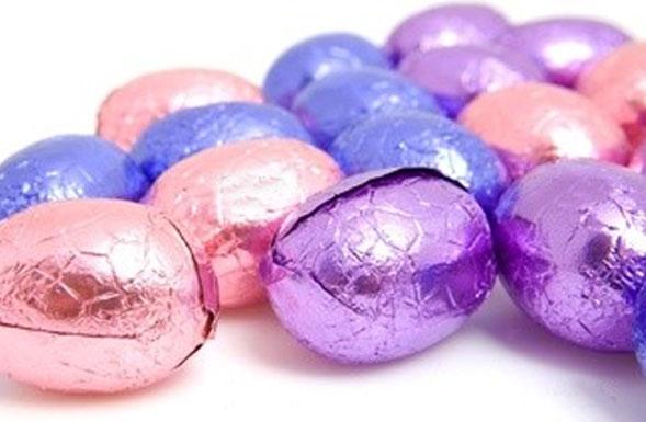 Les œufs de Pâques