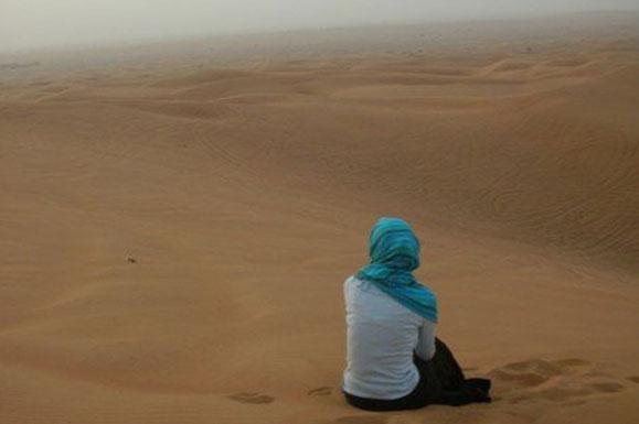 Lady Luxe, une bloggeuse audacieuse à Dubai