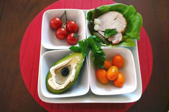 La Lunch Box diététique