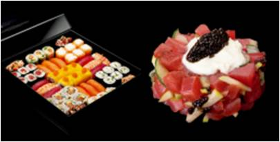 Sushi Shop Dubai