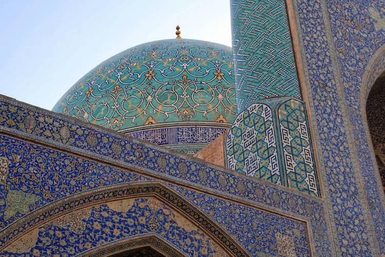 Persépolis, Chiraz, Ispahan… ces noms qui font rêver !