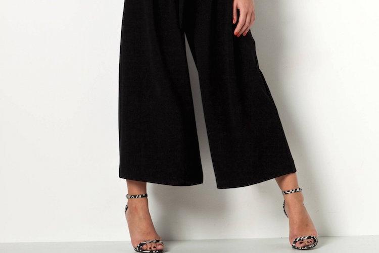 Comment porter le pantalon large, pièce phare de cette saison?