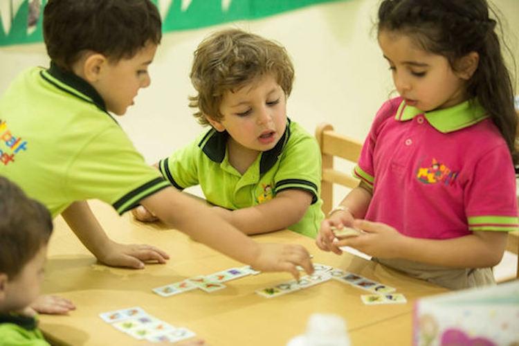 Du nouveau à la crèche bilingue du Petit Poucet à Dubai !