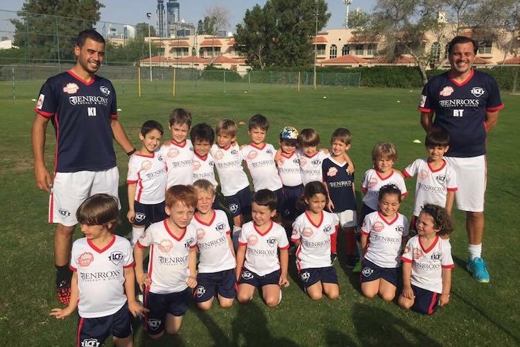 Le Club France: un club de football à Dubai qui se démarque!