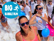 Big Bubble Run Dubai 2016