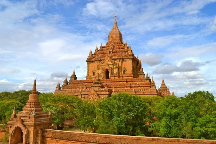 5 bonnes raisons de visiter la Birmanie