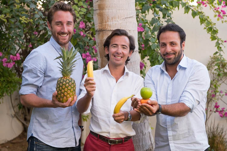 Vos fruits et légumes bio livrés en 1 clic chez vous !