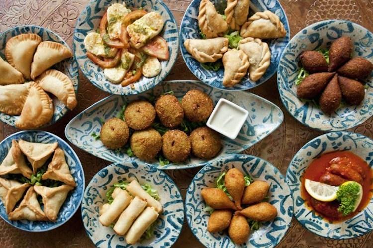 8 iftars typiques aux saveurs orientales à tester !
