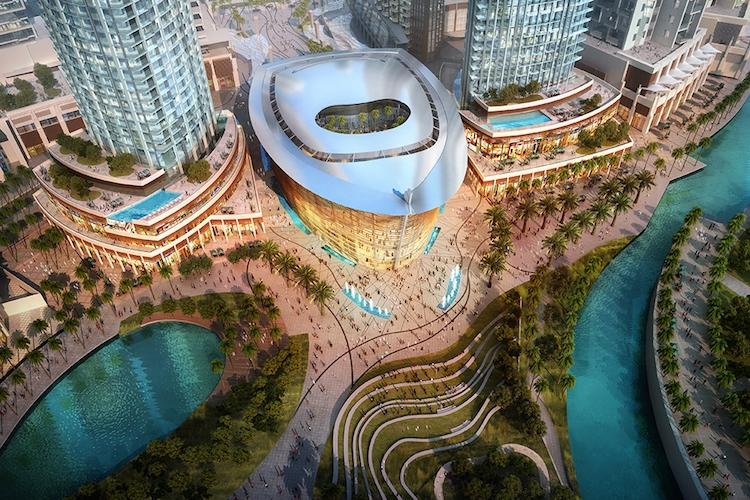L'Opéra de Dubai ouvre ses portes !