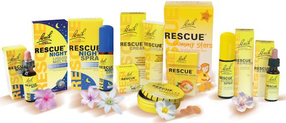 rescue fleurs de bach