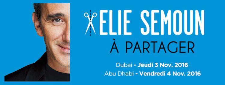 Elie SEmoun - A Partager