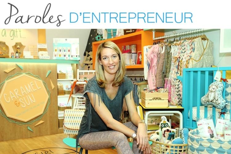 Paroles d'entrepreneur : la parole à…Olivia Corsi !