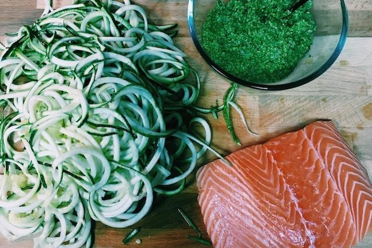 On fait quoi pour le diner ? Une recette de saumon