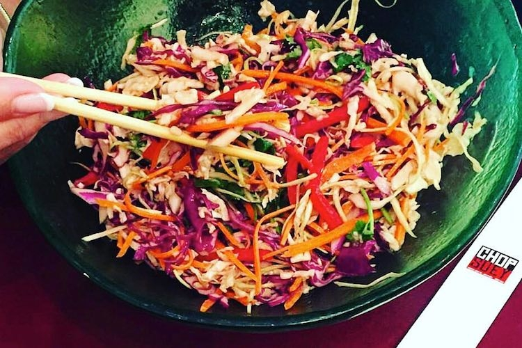 Chop Suey, la bonne adresse pour manger chinois !