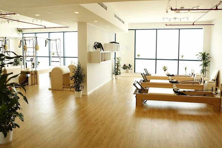 Série sport : Je me (re)mets au Pilates machines à Dubai !