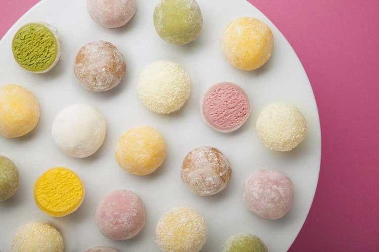 Découvrez les délicieux mochis glacés de Secrets Fine Food !