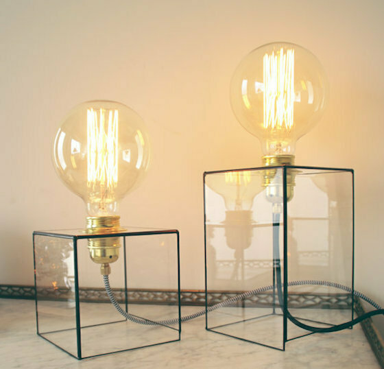 lampe industrielle edison