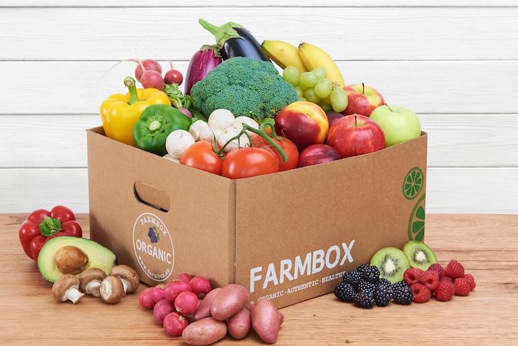 Farmbox : une nouvelle histoire pour les box bio livrées chez vous !