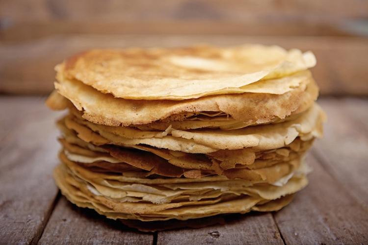 Chandeleur : recette gourmande de crêpes + version sans gluten/lactose
