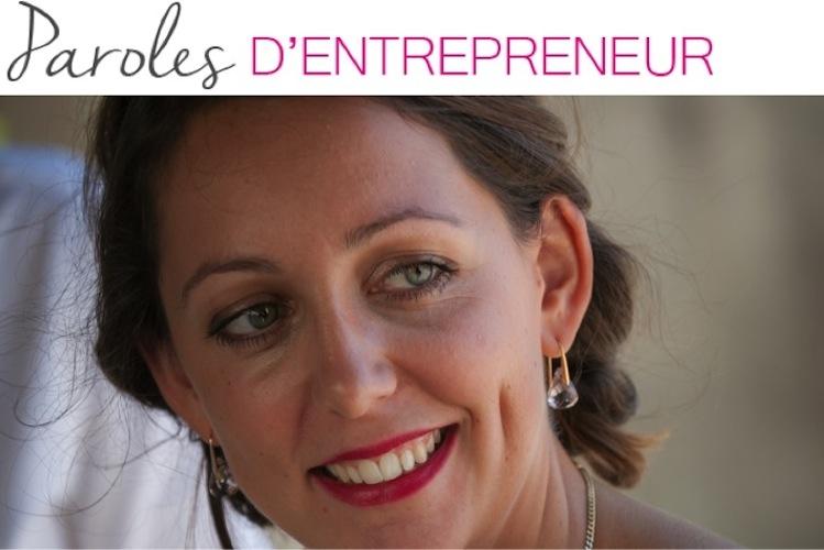 Paroles d'entrepreneur : la parole à… Eleonore Camaret !