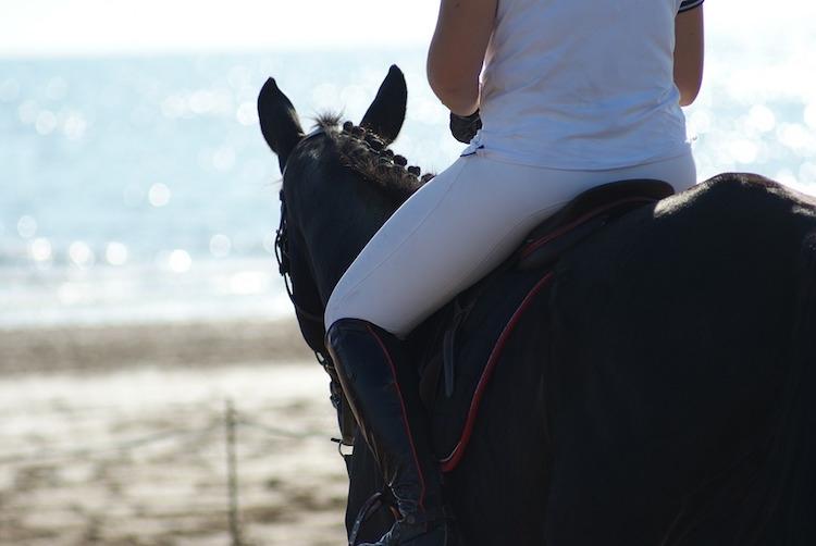 Série sport : Je me (re)mets à l'équitation à Dubai !