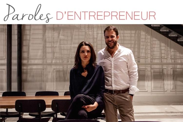 Paroles d'entrepreneur : la parole à… Kenza et Patrick Jarjour !