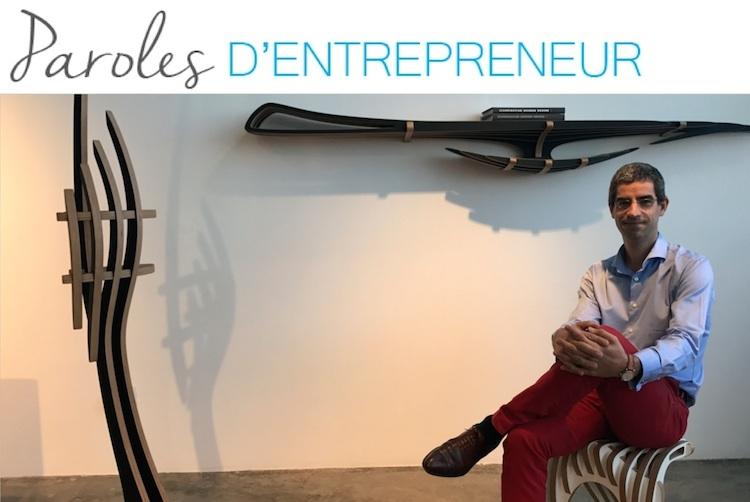 Paroles d'entrepreneur : la parole à…Dorian Pauwels !