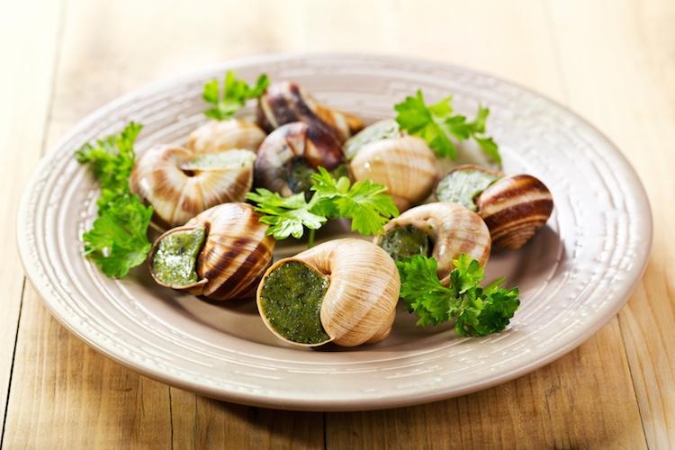 Série plats typiques français : où manger des escargots à Dubai ?