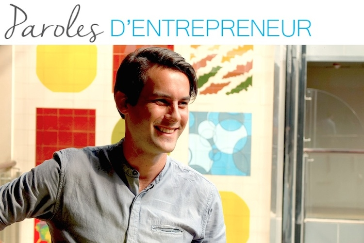 Paroles d'entrepreneur : la parole à… Rodolphe Duffour !