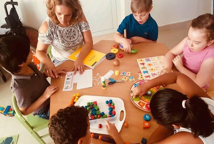 Skills for Kids : un centre pour enfants en difficulté à Dubai.