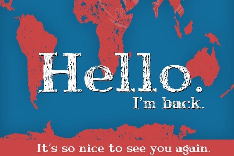 Billet d'humour by Sophie : Back to Dubai !