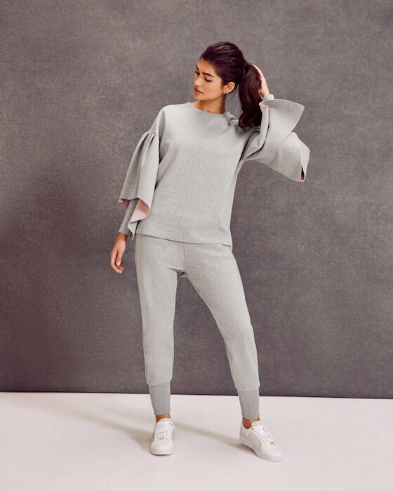 Ted baker sweat gris