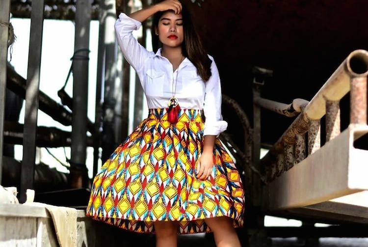 Ashante Design pour une mode ethnique et éthique à Dubai.