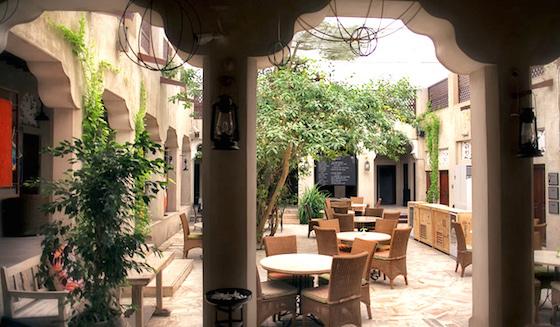 XVA café Bur Dubai