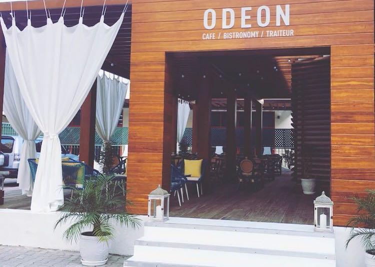 ODEON : le nouveau café-bistro-traiteur de l'Alliance Française est ouvert !