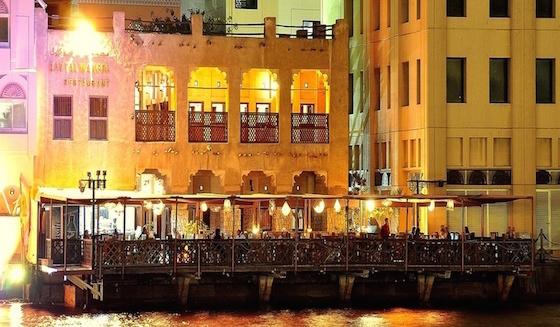 Bayt al wakeel restaurant Bur Dubai
