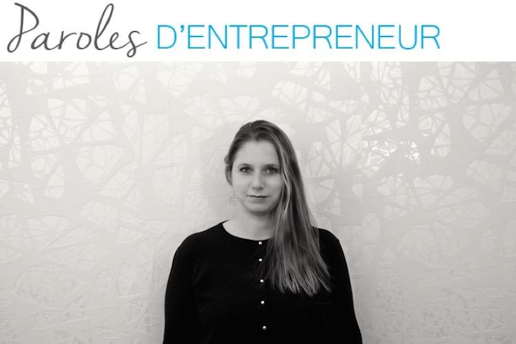 Paroles d'entrepreneur : la parole à… Marie Mahmouch !