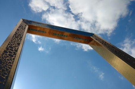 À la découverte de Dubai Frame !