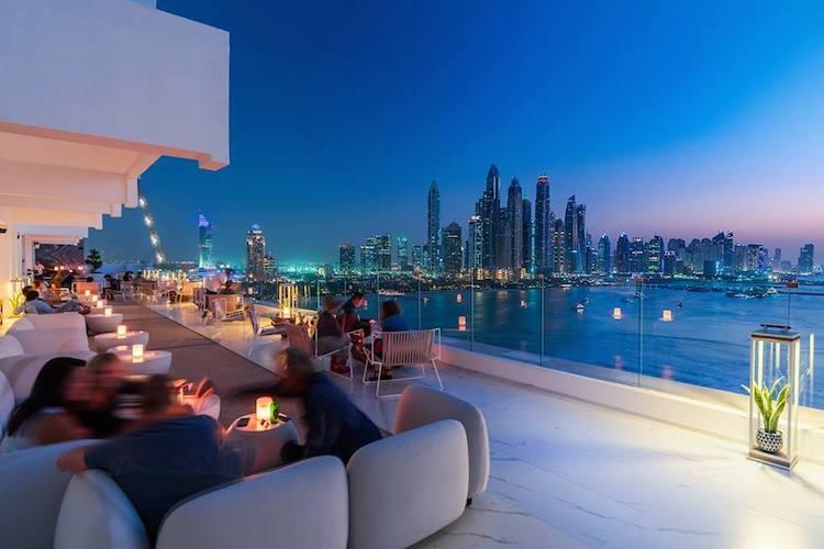 Les meilleurs bars panoramiques de Dubai