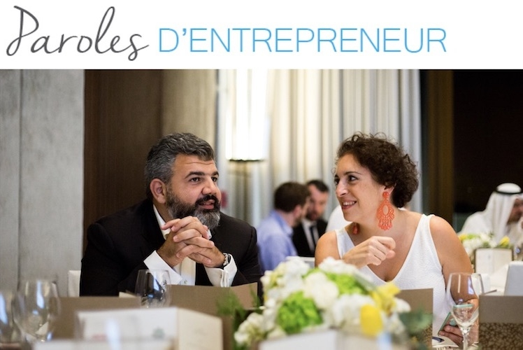 Paroles d'entrepreneur : la parole à Stéphanie et Michel Karkour !