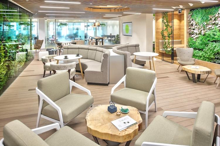 Notre sélection d'espaces de 'co-working' ou 'shared space' à Dubai !