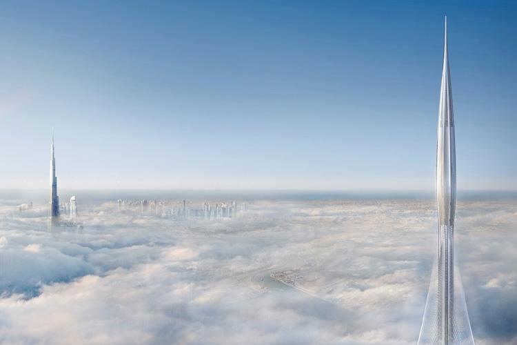 Dubai : les 10 plus beaux projets d'ici 2020 !