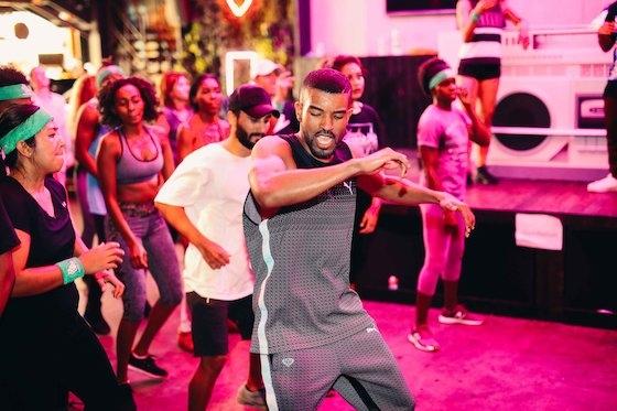 Rencontre avec Rudolf Ouea : fondateur du Hip-hop cardio à Dubai !