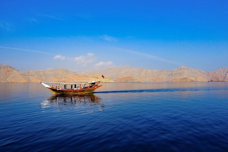 Un week-end à Musandam : croisière dans les fjords d'Arabie en Oman !